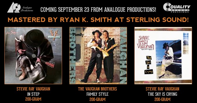 Mono And Stereo High End Audio Magazine Stevie Ray