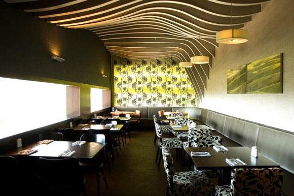 Modern Restaurant Interior Design