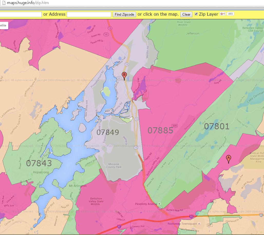 Lake Shawnee ZIP Code Change FAQs - Us 3 digit zip code map