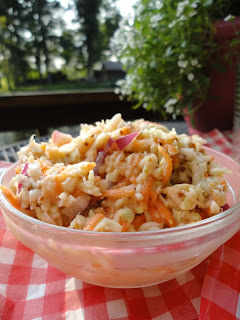 Tangy Mustard Cole Slaw
