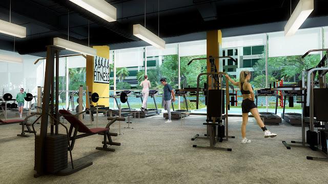 phòng tập gym 378 Minh Khai