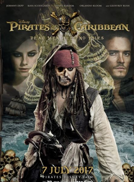 Download Film Pirates of the Caribbean 5 : Dead Men Tell No Tales (2017) 720p BluRay Subtitle Indonesia
