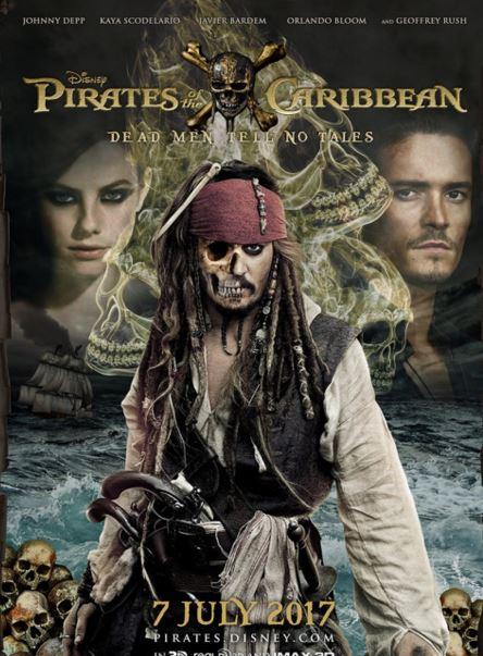 Download Pirates Of The Caribbean 5 Sub Indo : download, pirates, caribbean, Download, Pirates, Caribbean, Tales, (2017), Bluray, Subtitle, Indonesia, Sahabat21