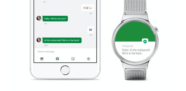 Android Wear即日起支援iPhone,可望進一步帶動銷量