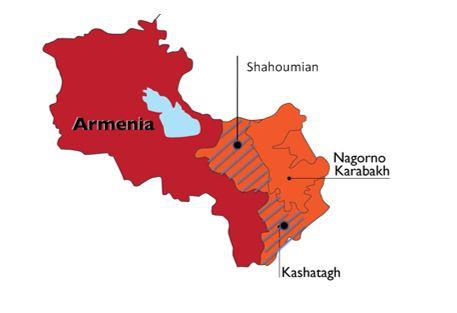 Azerbaiyán prepara demanda de USD50.000 millones contra Armenia