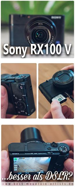 Gear of the Week #GOTW KW 11  Sony RX100 V – erster Eindruck  Premium-Kompaktkamera  24-70 mm zeiss Vario-Sonnar T  schneller Autofokus