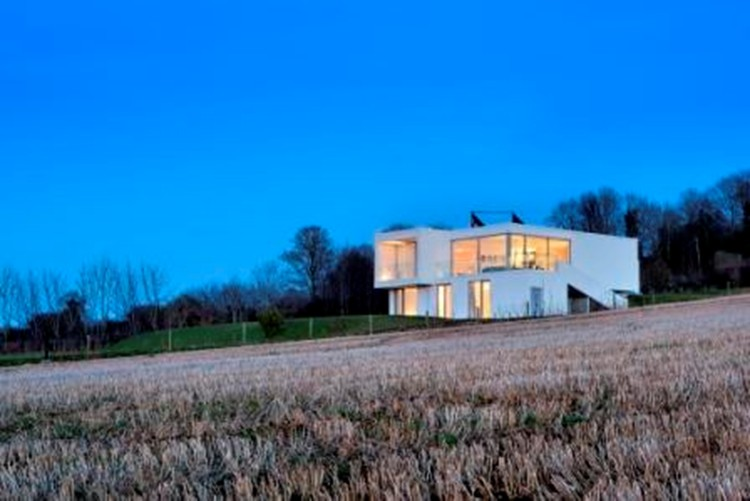 Hill Side House - Architecture 53seven & Adrian Hill Architects