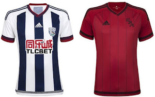 West Bromwich Albion jersey adidas