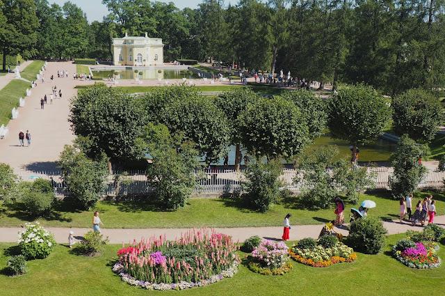 Царское Село – Екатерининский парк (Tsarskoe Selo - Catherine Park)
