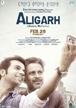 Poster Of Hind Movie Watch Online Aligarh Full Movie Download in HD SCamRip Free