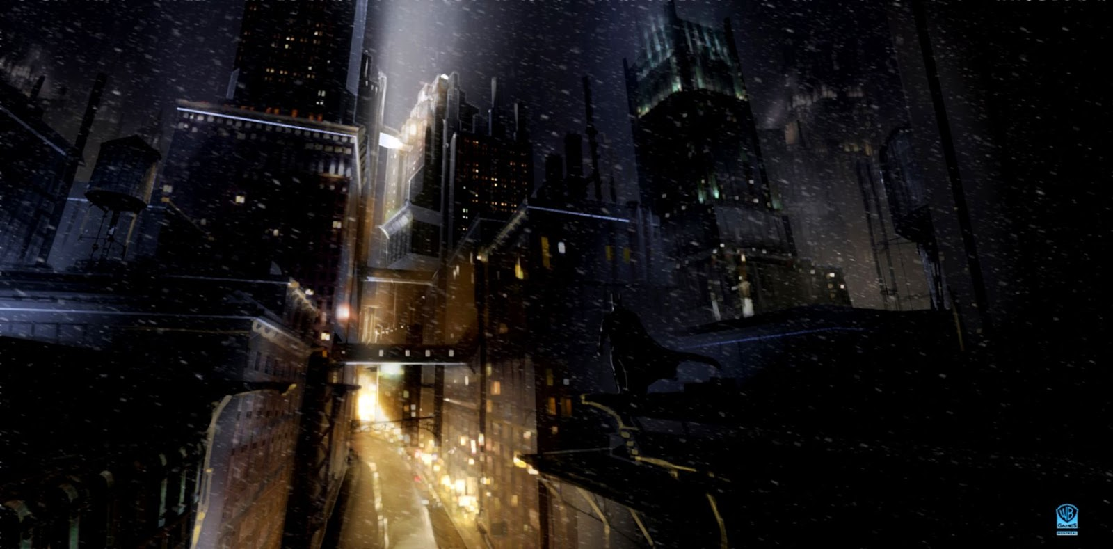 Batman Arkham Origins Concept Art Wallpaper Hd Wallpapers Galery