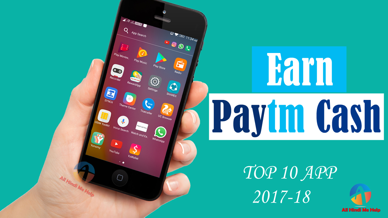 Top free apps to earn money