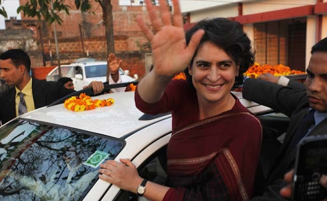यूपी में प्रशांत किशोर की रणनीति - प्रियंका लाओ, कांग्रेस बचाओ!