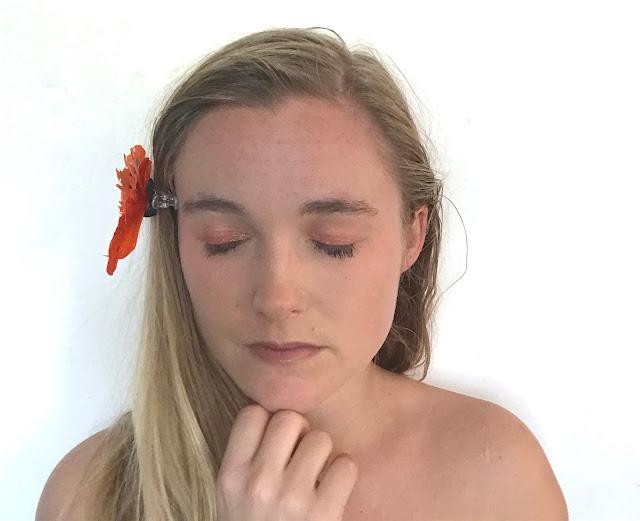 maquillage citrouille