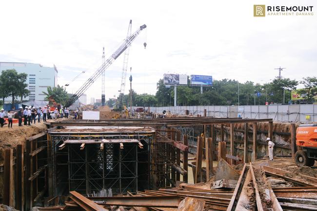 Cập nhật tiến độ xây dựng dự án Risemount Apartment
