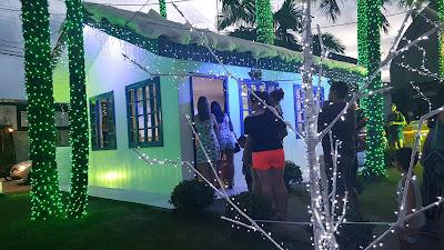 Papai Noel em Itapema