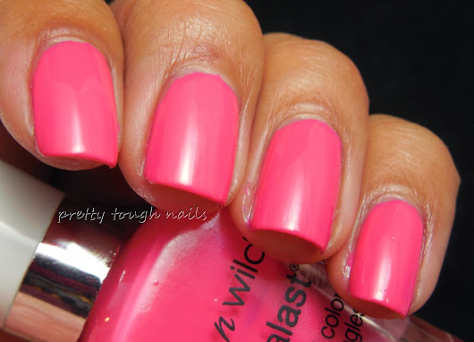 Wet 'n' Wild Summer 2014 All Access Collection Swatch And Review
