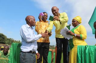 Maadhimisho miaka 42 ya CCM Mkoani Morogoro