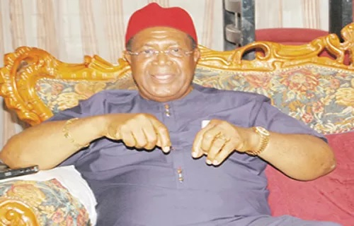 Five states for Igbos is cheating – Nwodo