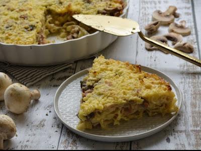 Συνταγή της Ημέρας: Σουφλέ ζυμαρικών