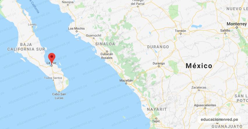 Temblor en México de Magnitud 4.1 (Hoy Miércoles 02 Septiembre 2020) Sismo - Epicentro - La Paz - Baja California Sur - B.C.S. - SSN - www.ssn.unam.mx