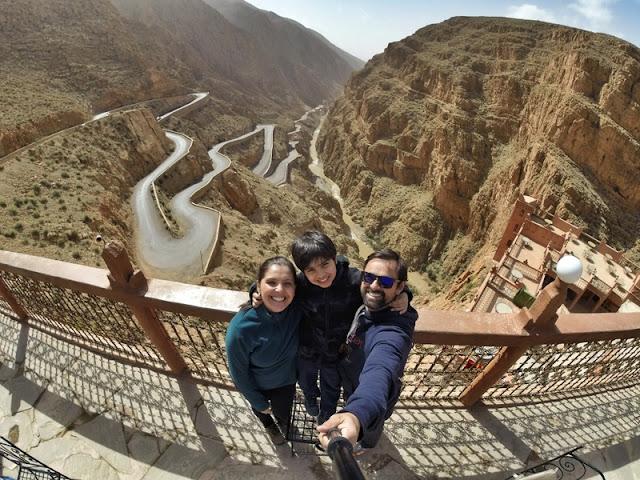 Roteiro no Marrocos pelo Vale do Todra, Garganta do Dadès e Ouarzazate