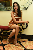 Actress Nikhita in Spicy Small Sleeveless Dress ~  Exclusive 006.JPG
