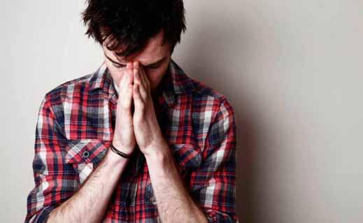 Síntomas de ansiedad severa