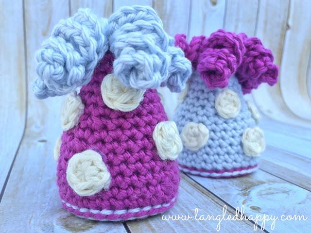 amigurumi party hat free crochet pattern