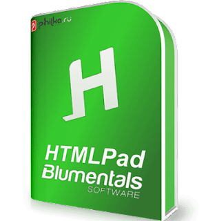 HTMLPad Blumentals Software