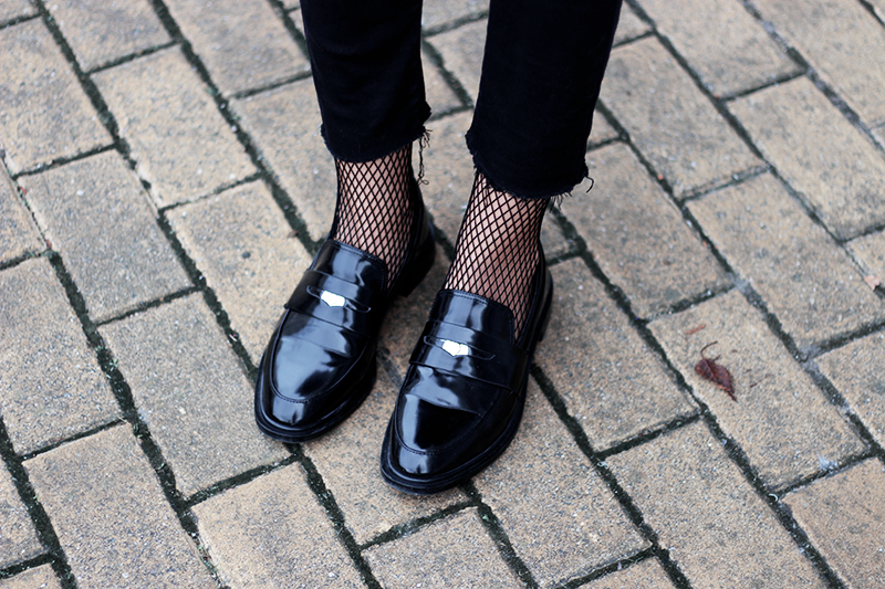 Trend Crush | Fishnet Socks
