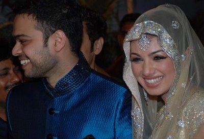 Ayesha Takia Wedding Photos Wallpapers Wallpaper Dress Shaadi No 1