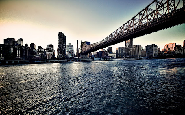 Queensboro Bridge - Puente de NY