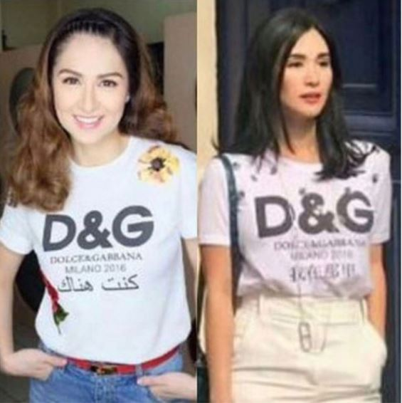 The Truth Behind The 'FAKE' D&G Shirt Of Marian Rivera Finally Revealed!
