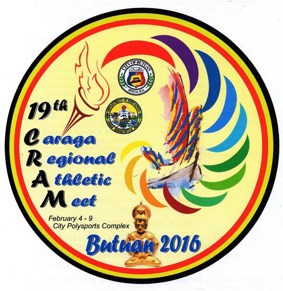 17th caraga regional athletic meet 2016
