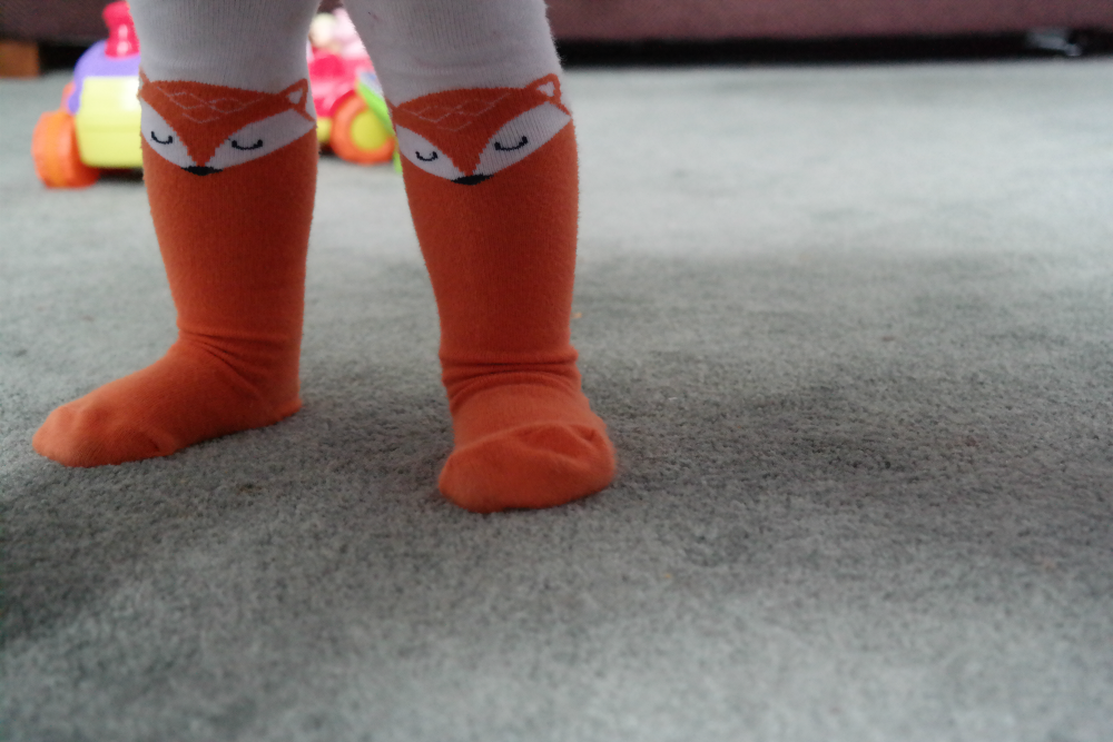 This Little Big Life: Fox tights