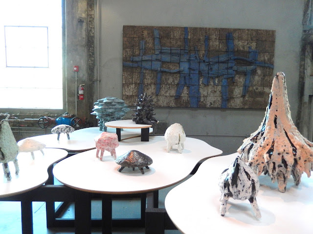 "Brendan Monroe ""Morphology"" at Heath Ceramics San Francisco, Photo by Katie Pilgrim"