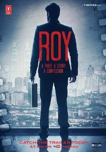 Roy (2015) Movie Poster No. 3