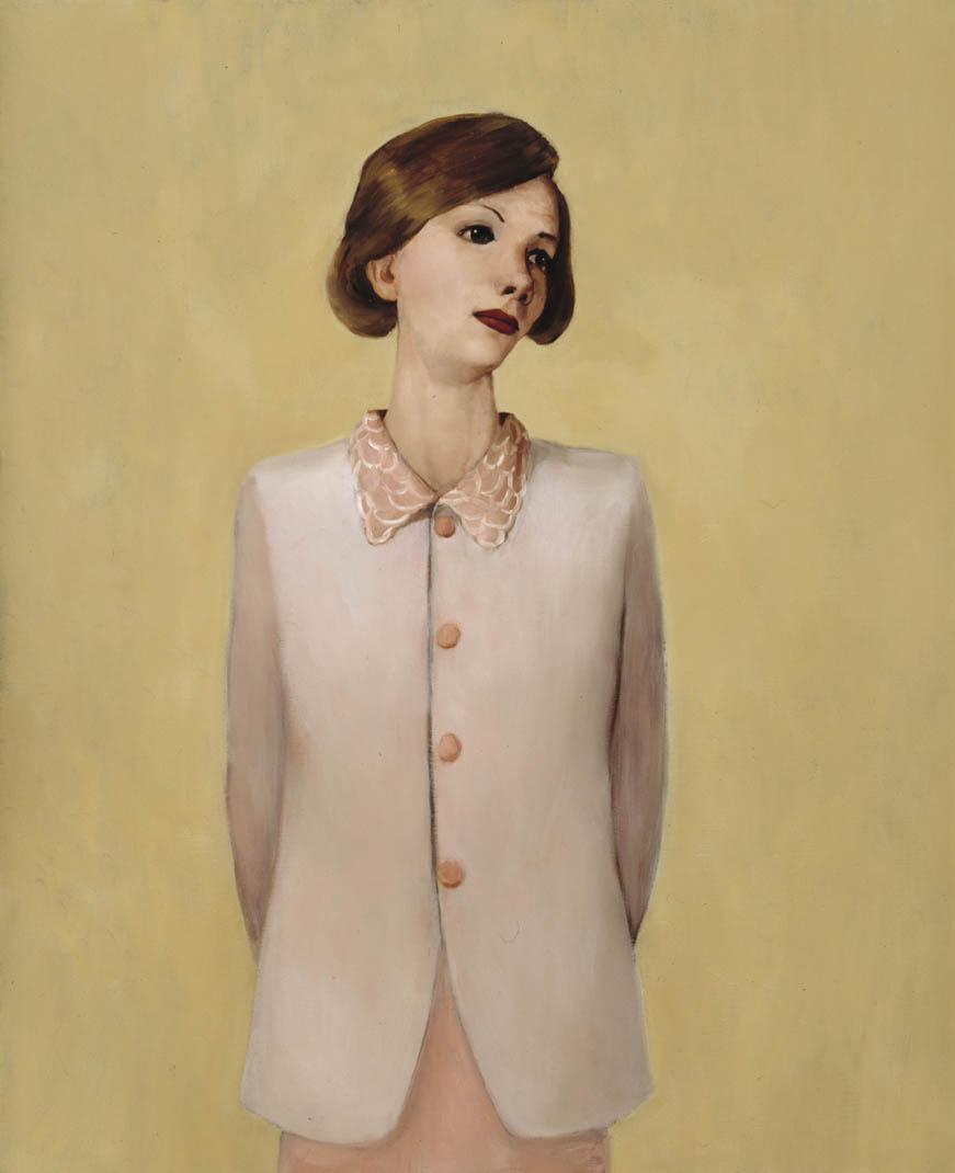John Currin, 1962 - A Pop Surrealism Painter