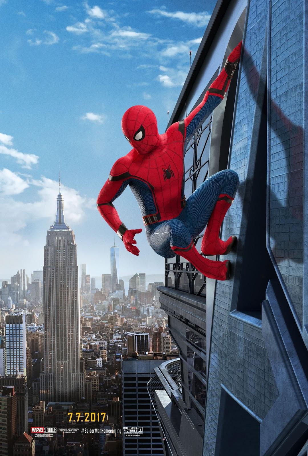 ตัวอย่างหนังใหม่ - Spider-Man: Homecoming (ซับไทย) poster1