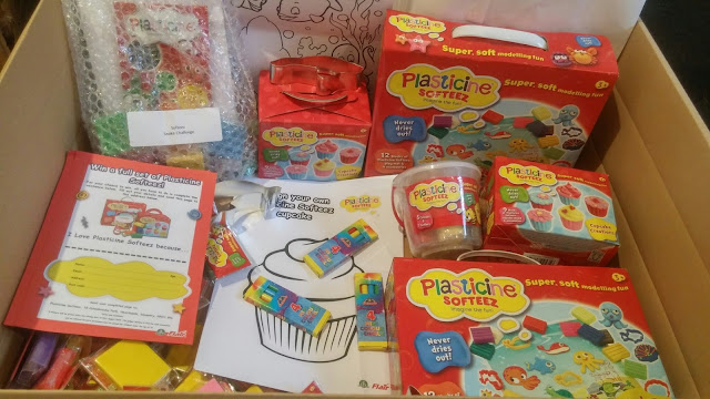 Plasticine softeez twitter party