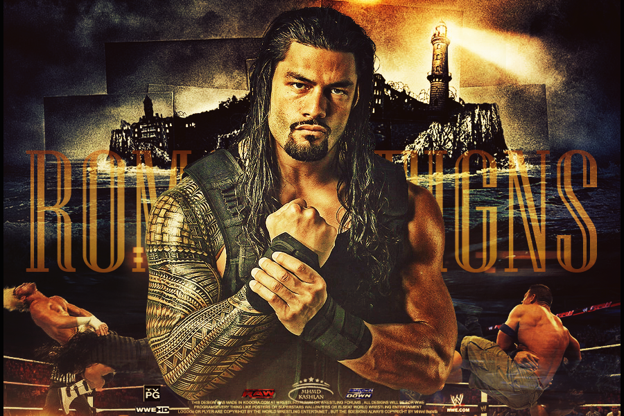 Hd Roman Reigns Wallpaper: WWE HD Wallpapers, WWE Images