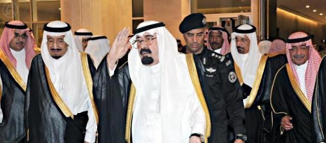 Pria Gundul Ini Pasti Ada Di Dekat Raja Salman Kemanapun Dia Pergi, Ternyata Dia Punya Skill Diatas Kopassus