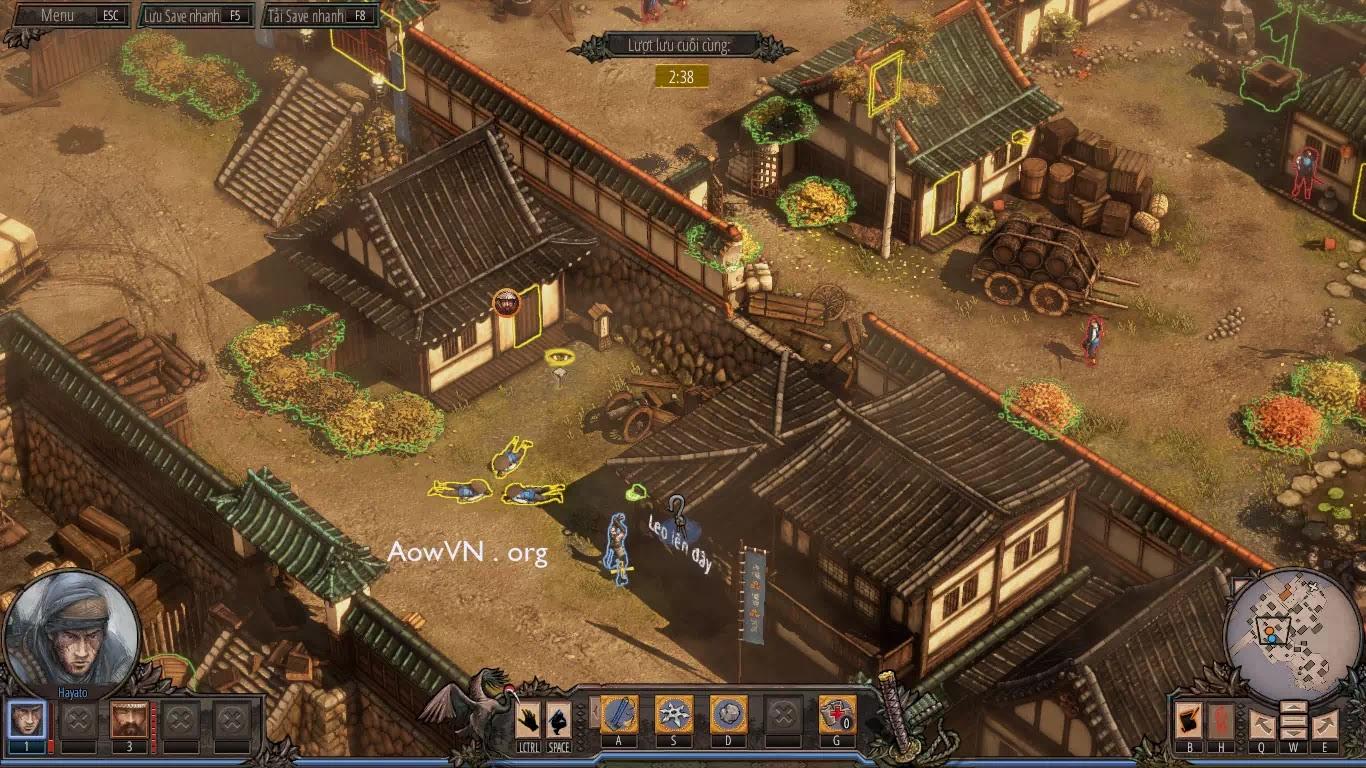 AowVN.org minz%2B%25287%2529 - [ PC 64Bit ] Shadow Tactics: Blades of the Shogun Việt Hoá | Siêu Phẩm Game tuyệt hay