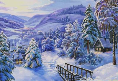 """Puisi baru """"Lembah Salju"""""""
