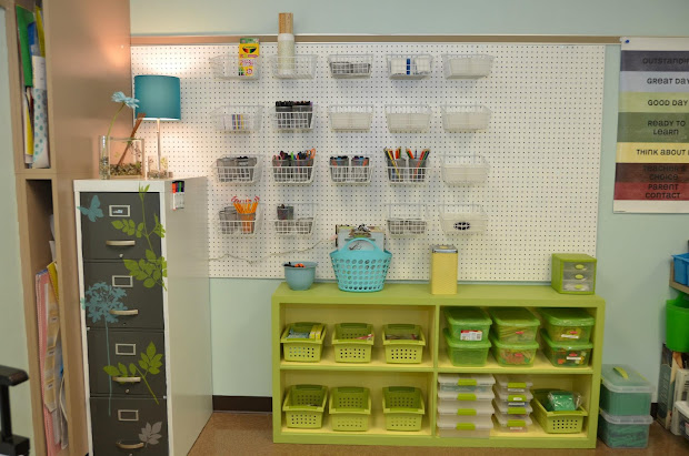 Classroom Simple Makeover