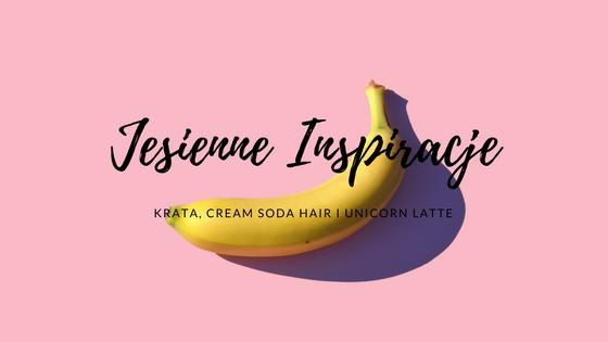 unicorn latte, cream soda hair, marynarka w angielską kratę