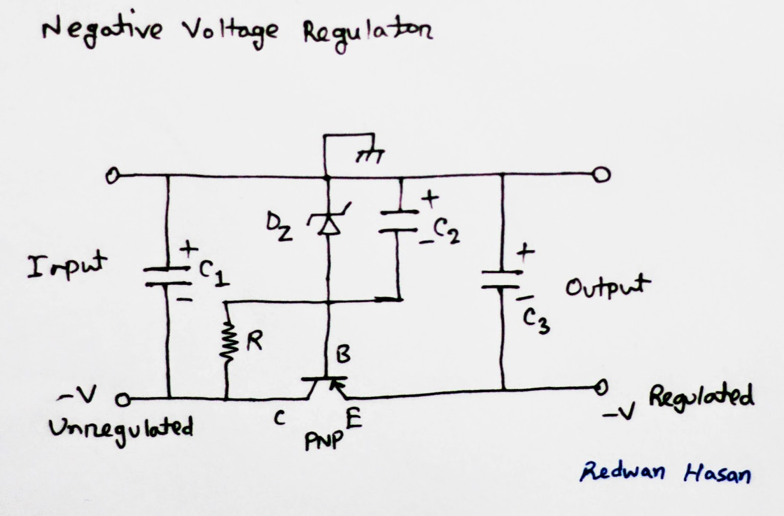 circuit diagram zener diode characteristics [ 1600 x 1053 Pixel ]