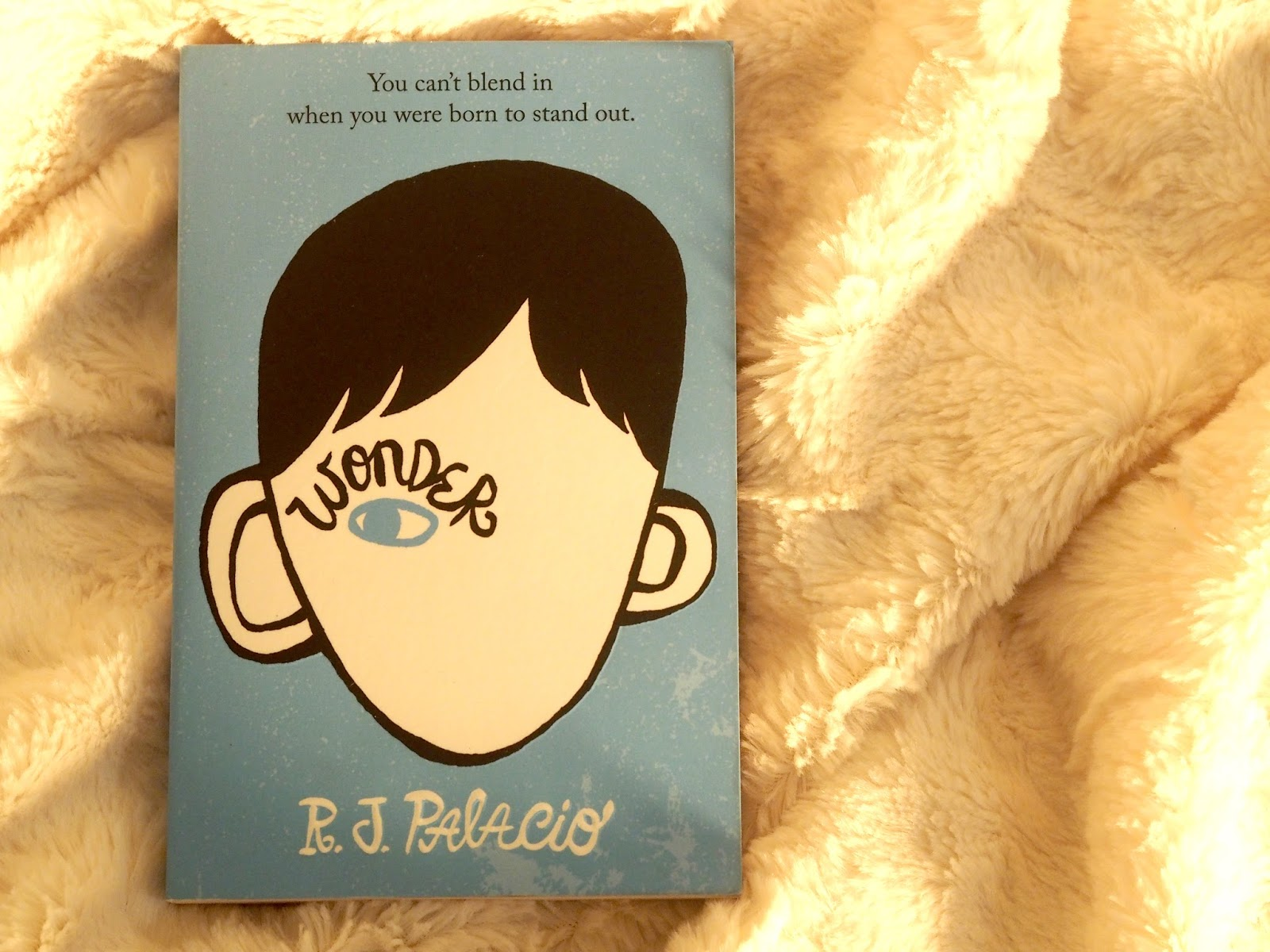Wonder by R. J. Palacio Book Review