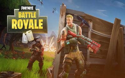 Fortnite Battle Royale - Jouez gratuitement en ligne